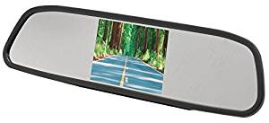 "DS18 RVM/S Rearview Mirror with 4.3"" LCD Display & Reverse Camera"