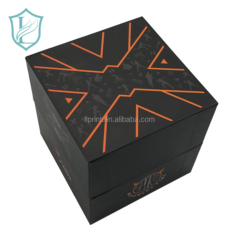 Gift  Cardboard Packaging Storage Paper Box for Watch