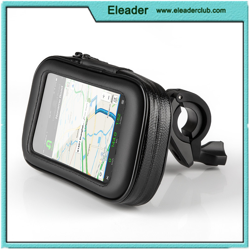 Waterproof Case Bike Mount Phone Holder for different size mobile phone