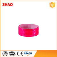 Popular custom Americ pvc film washable 3m reflective tape for clothing