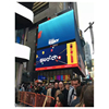 Outdoor water-proof Led Display Screen/ P6,p8,P10 Advertising Hd Led Tv/led Billboard Led Video Wall