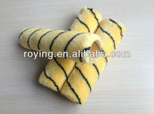 New style tiger stripe paint roller brush