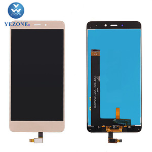 Factory Price LCD Touch Screen Digitizer For Xiaomi Redmi Note 4 Gold LCD With Touch Panel Full