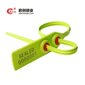 most demanded goods Plastic Airline Security Seals JCPS-501