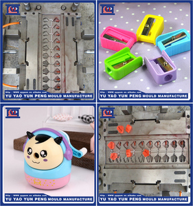 China Custom pencil sharpener precision used plastic injection moulds