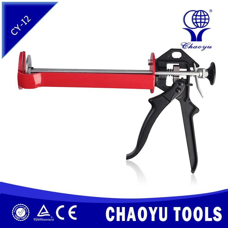 Cy-i2 Hand Tools Heavy Duty Silicone Cartridge Sealant Gun 380ml ...