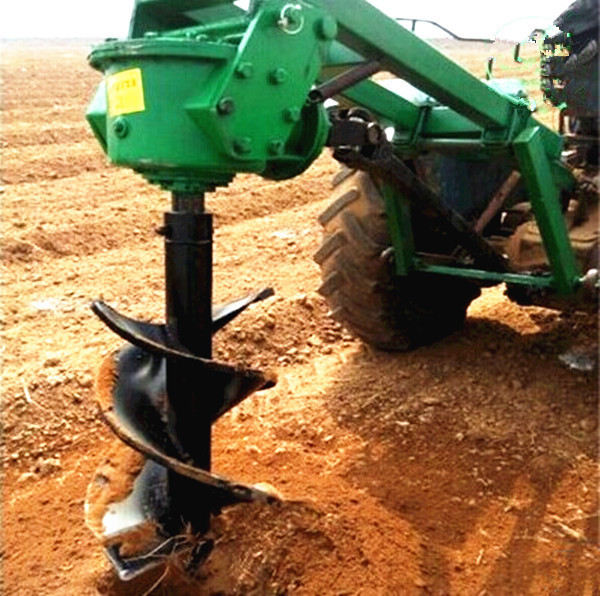 90hp Tractor Pto Post Hole Digger - Buy Post Hole Digger,Ground Hole  Drill,Post Hole Digger Product on Alibaba com
