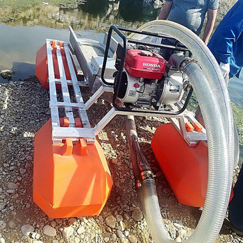 Mini Gold Dredge Pontoons/mini Portable Gold Dredge For Sale - Buy High  Quality Mini Gold Dredger,Mini Gold Dredger For Sale,Portable Small Dredger
