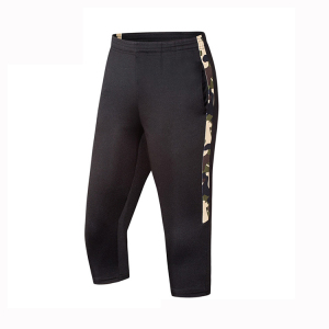 manufacturer customized OEM service track pants new design gym school soccer jogging pants training three quarters sweat pants