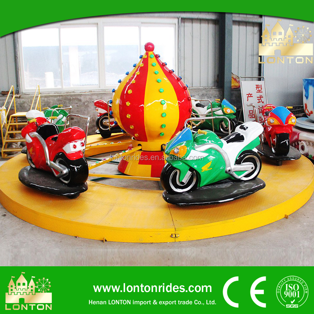 china supplier for sale backyard amusement rides moto racing