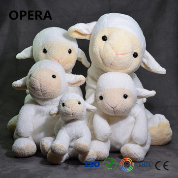 2017 New Design Cheap White Sheep Lamb Stuffed Toy Giant Plush
