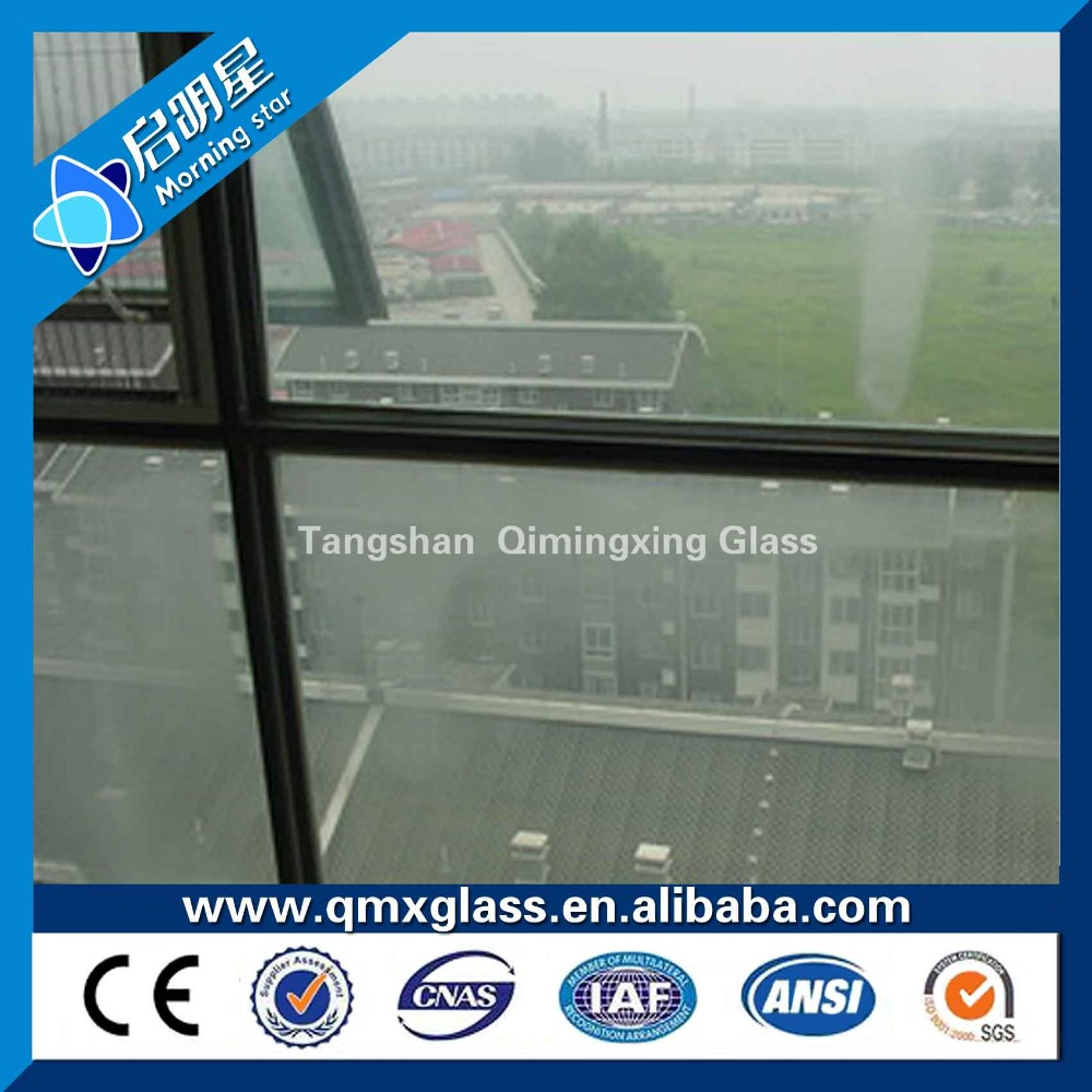 6+9+6mm tempered glass insulated glass for Greenhouse Glass Panels price