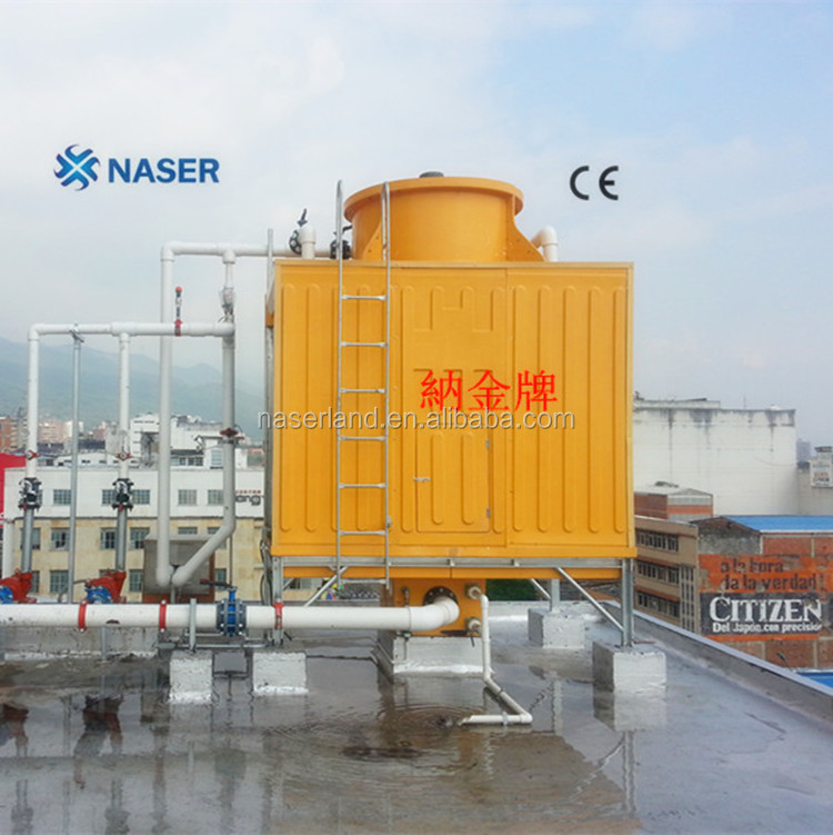 Cross Flow and CTI Certification Open Type Cooling Water Tower