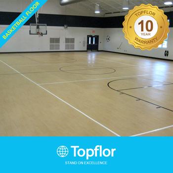 Cheap price indoor pvc basketball flooring buy for Indoor basketball flooring prices