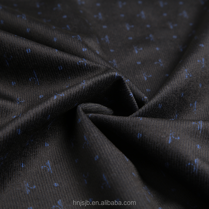 2016 summer 100% Polyester Printed Cation Fleece Fabric