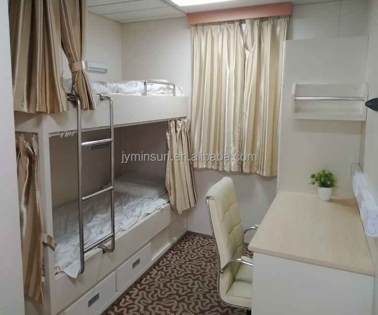 ship bunk bed ship cabin bed marine bunk bed for ship interior