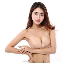 wholesale brand hot sexy girl strapless bra photos push up bra for dress