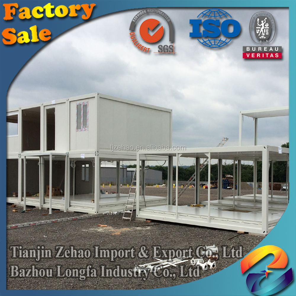 Zehao Top Quality Good Price 3 Story Long Lifespan Flatpack Prefabricated Steel Oil Field State-Specific Classroom(DSA)