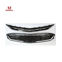 Car Body Kits Front Grille Up and Lower For Chevrolet Malibu XL body China factory wholesale 2016