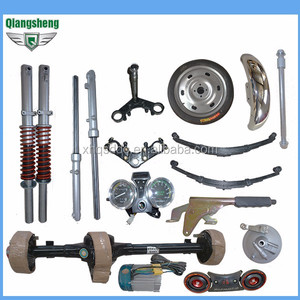 electric tricycle spare parts, cheap electric rickshaw spare parts for sale