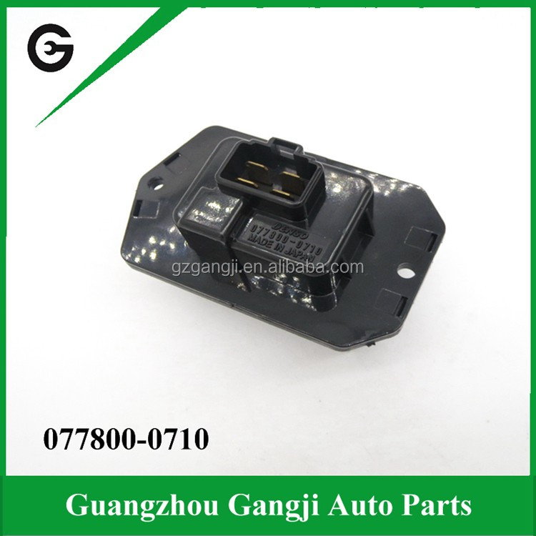 For Honda Car Parts Air Conditioning Blower Motor Resistor 077800 ...