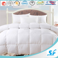 polyester white brushed quilts/thermal quilt