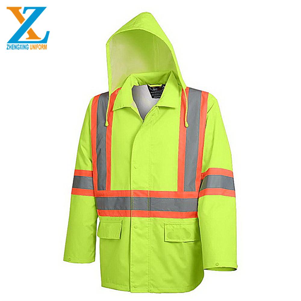 Custom Made Construção de Mineração de Carvão de Alta Visibilidade Reflexiva da Segurança Protetor Workwear Roupas Por Atacado