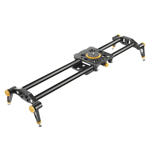 2018 Leadwin 60cm high quality professional carbon fiber camera dolly slider dslr slider for SLR camera and Small Camera