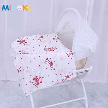 33a8e84f7d17 Gots Certified Custom Organic Cotton Baby Muslin Swaddle Blanket ...