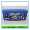 Blue Game printing pencil case for kids