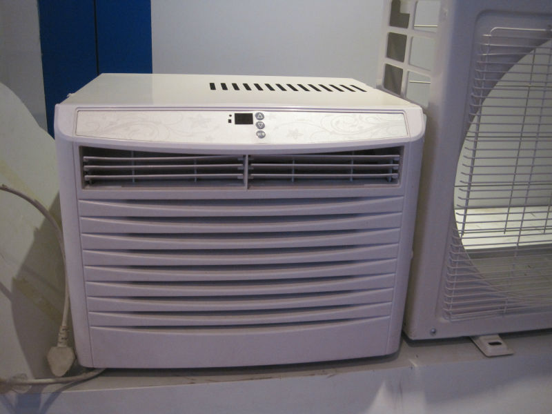 window mounted air conditioner buy general air. Black Bedroom Furniture Sets. Home Design Ideas