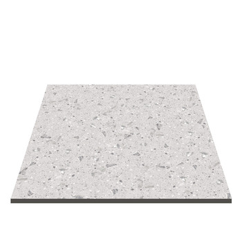 HUIDA cheap price gray color low water absorption floor gres porcelain tile