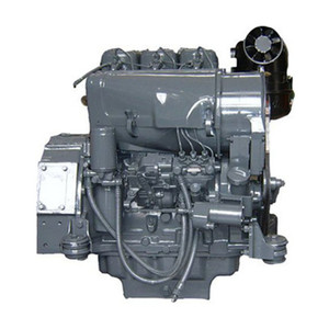 Hot sale 3 cylinders air cooled 36kw Deutz F3L912 diesel engine for  construction