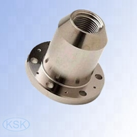 OEM / ODM Custom Metal Stainless Steel Cnc Turning Machine Parts