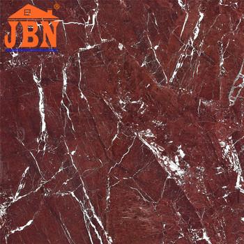 Granite Look Bathroom Wall Tiles Red Mix White Line Marble Like Porcelain Tile