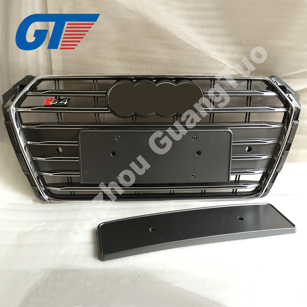 auto body parts fit for Audi A4 S4 grille 2015 2016