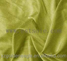 100% silk chiffon lurex fabric wholesale from chian supplier
