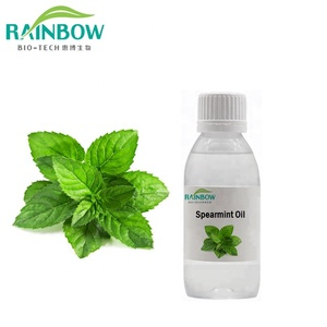 Xi'an Rainbow Supply concentrate spearmint oil flavor for vape
