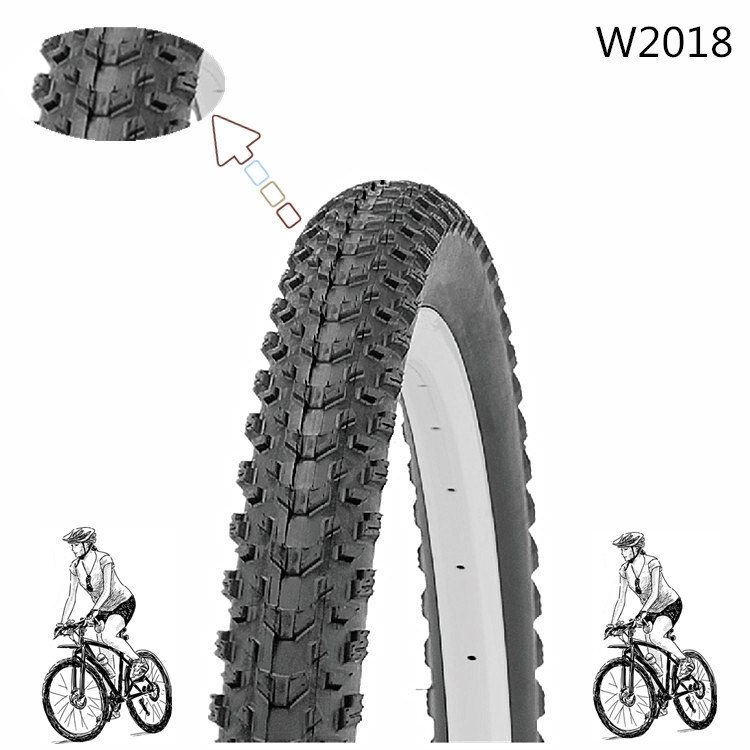 Mountain bike tyres size 20x2.25 26x2.25 29x2.35 colored bicycle tires