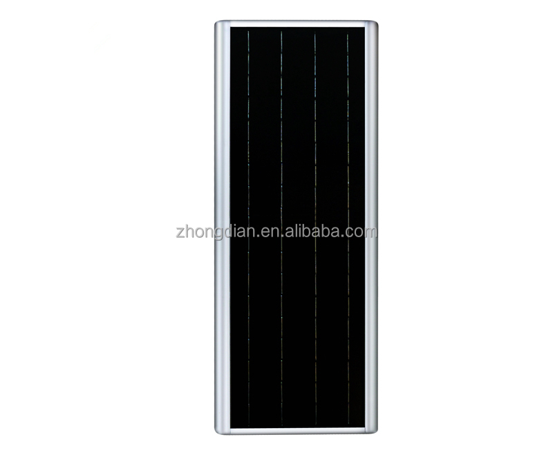 2018 trending products 40w all in one solar wall light hot sale