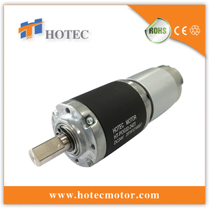 32mm 12V motor dc planet geared motor