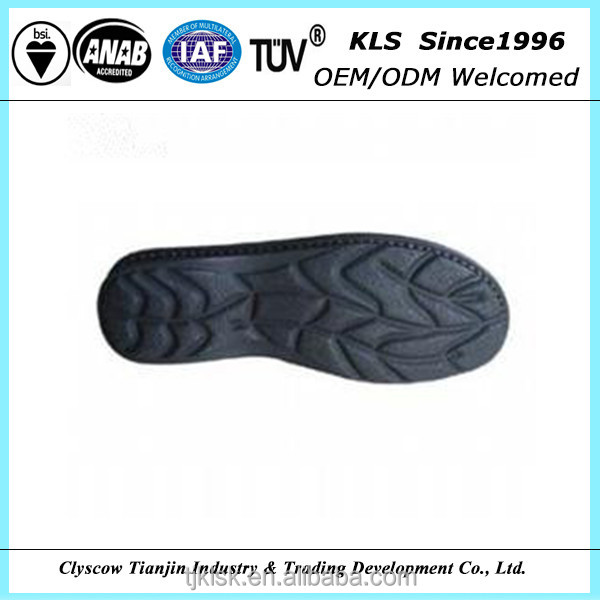 anti-slip combination rubber sheet shoe sole natural rubber sole for work shoes making