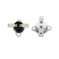 Manual reset KSD301 thermal switch thermostat