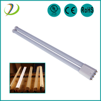 UL listed 2G11 LED lamp 4pin PLL LED 2G11 lamp ballast compatible