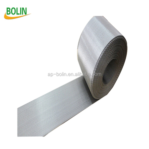 stainless steel wire mesh conveyor belt for coating machine