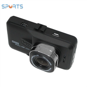 T636 shenzhen car camera dual front rear lens car camrecorder auto camera T636