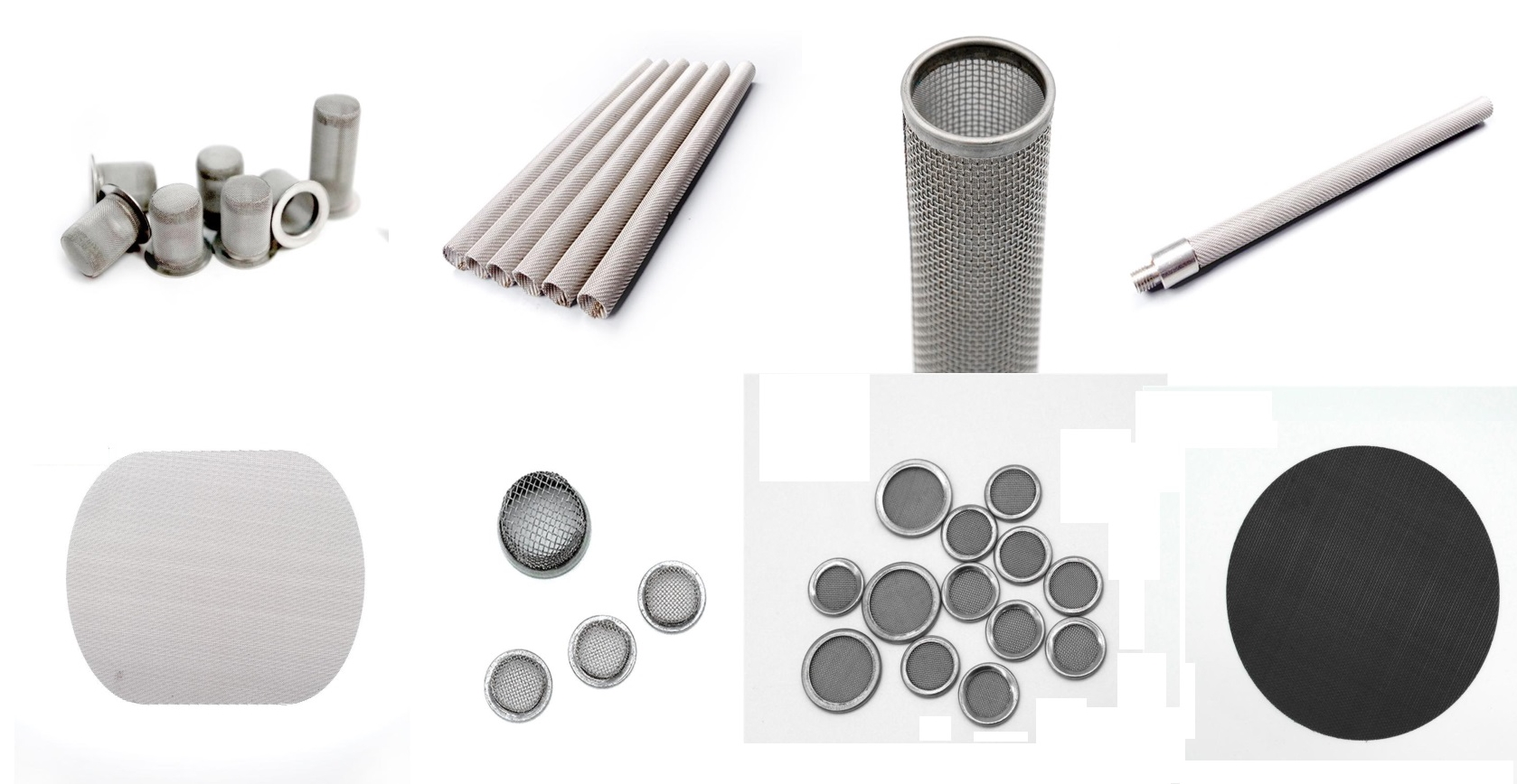 customized stainless steel screen cylinder for filter