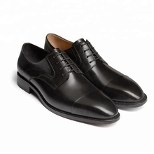 Man Genuine Leather Men Casual Handmade Custom Style Dress Shoe