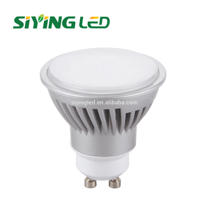 manufacture price led lamps aluminum GU10 6W 7W MR16 led Spotlight dimmable