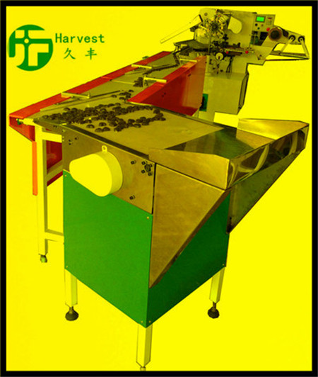 professional OMC-300B tea box wrapping machine
